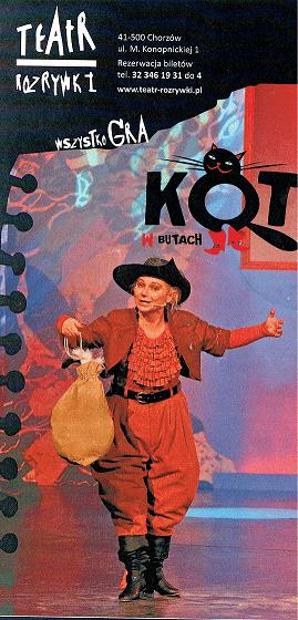 Wyjazd uczniów klas I – III do Teatru rozrywki w Chorzowie